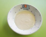 豆腐のミルクペースト
